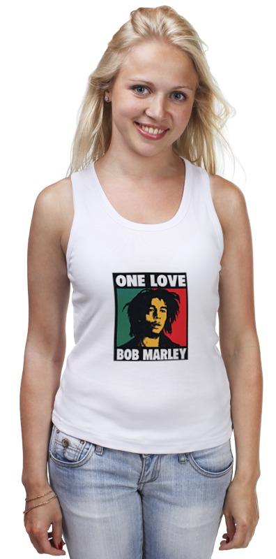 Майка классическая Printio Bob marley bob marley bob marley live