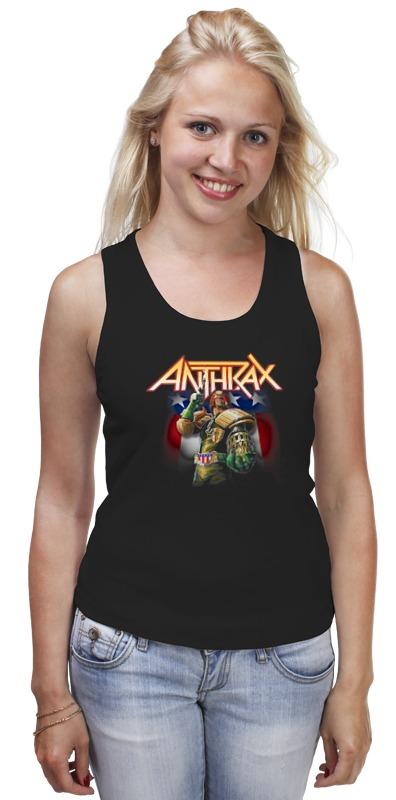 Майка классическая Printio Anthrax band