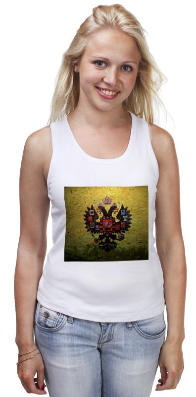 Майка классическая Printio Госуда́рственный герб росси́йской федера́ции картина brunel герб 59776