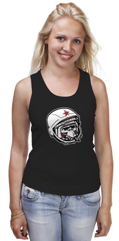 Майка классическая Printio Обезьяна зомби астронавт детская футболка классическая унисекс printio обезьяна зомби астронавт