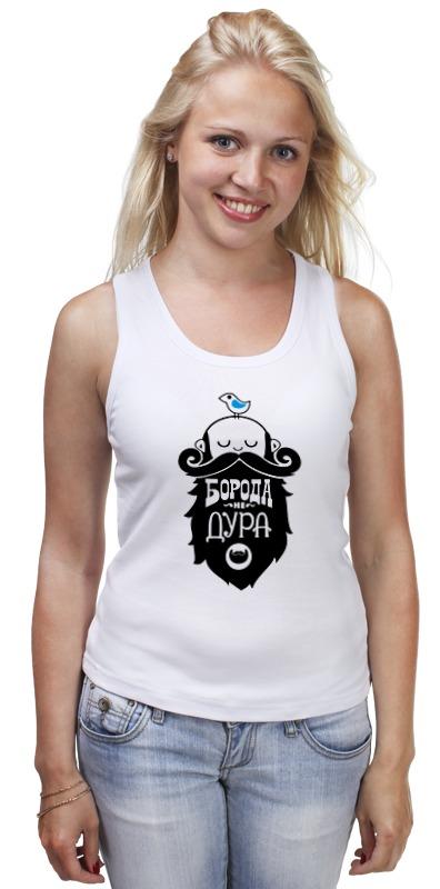 Майка классическая Printio Мужская футболка с принтом от idiotstile майка классическая printio футболка с принтом