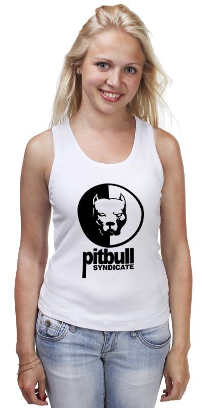 Майка классическая Printio Pitbull syndicate футболка wearcraft premium printio pitbull syndicate