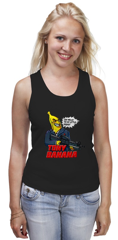 Printio Tony banana дверь капель официальный сайт