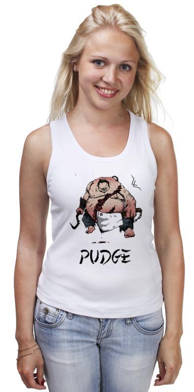 Майка классическая Printio Dota 2 pudge samurai майка классическая printio классическая футболка dota 2