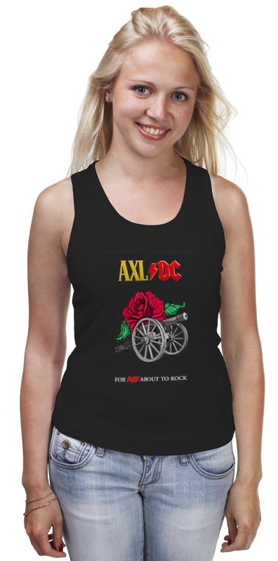 Майка классическая Printio Ac/dc & axl rose мультиметр uyigao ac dc ua18