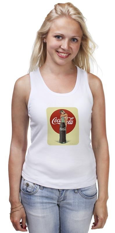 Майка классическая Printio Coca-cola colibri стол coca cola