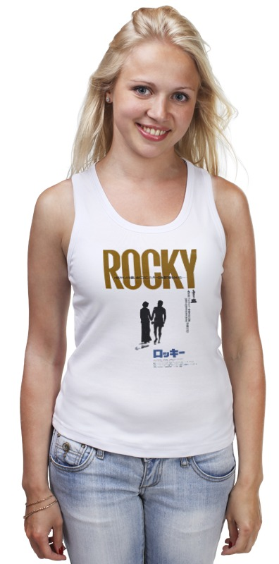 Майка классическая Printio Rocky / рокки майка классическая printio rocky рокки