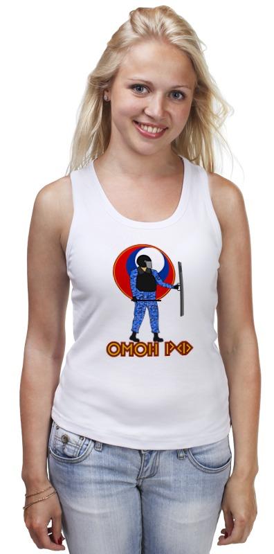 Майка классическая Printio Омон рф детская футболка классическая унисекс printio омон рф
