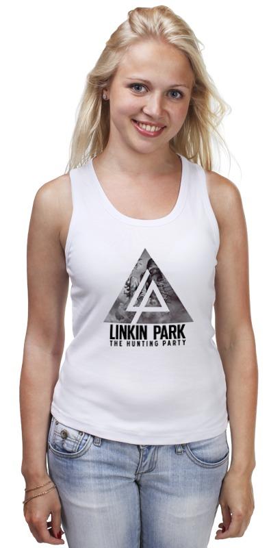 Майка классическая Printio Linkin park майка классическая printio linkin park burning in the skies