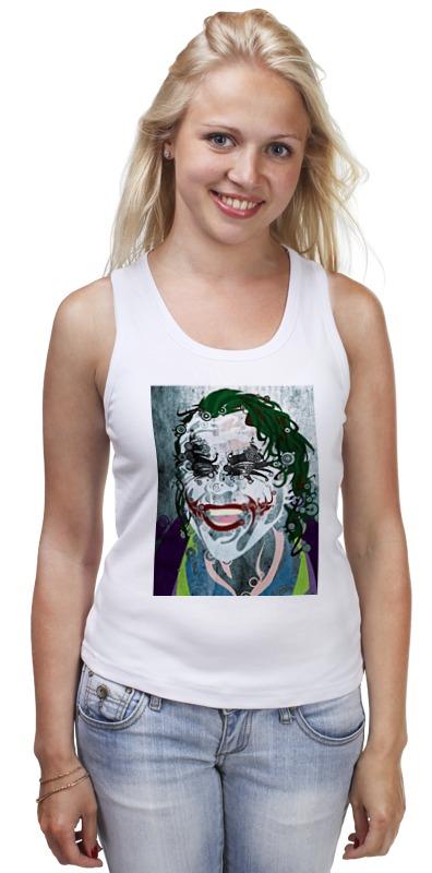 Майка классическая Printio Джокер / joker joker
