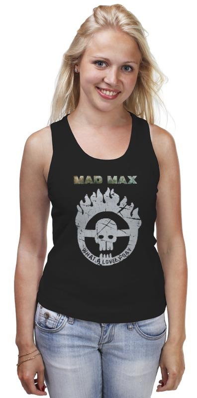 Майка классическая Printio Mad max mad max mfg921