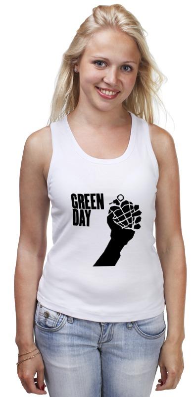 Майка классическая Printio Green day