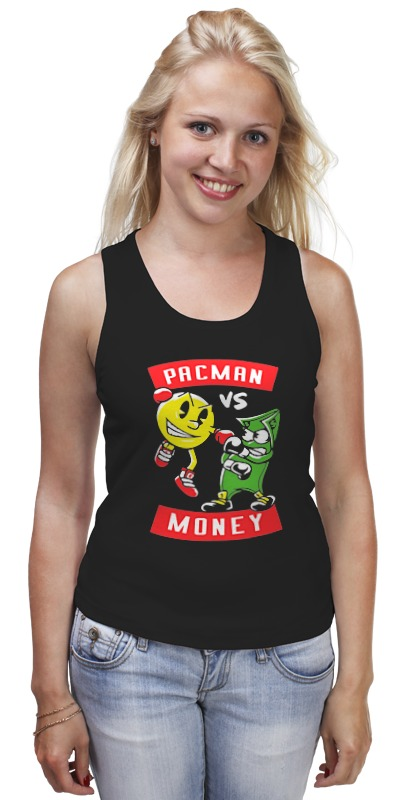 цена на Printio Pacman x money