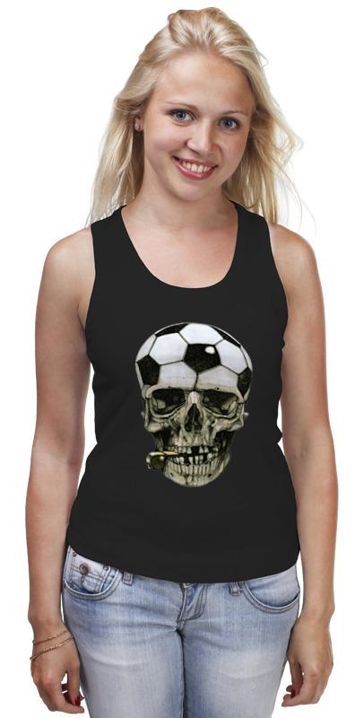 Printio Футбольный череп