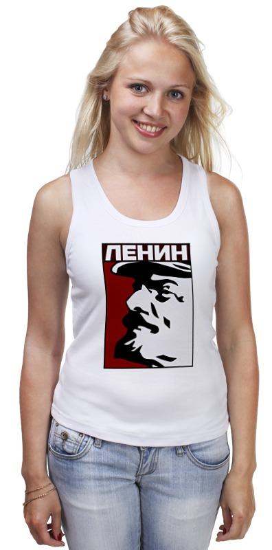 Майка классическая Printio Ленин
