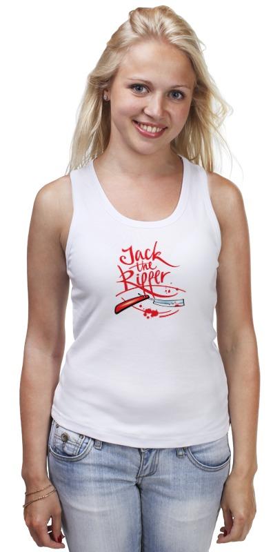 Майка классическая Printio Jack the ripper майка print bar jack rabbit
