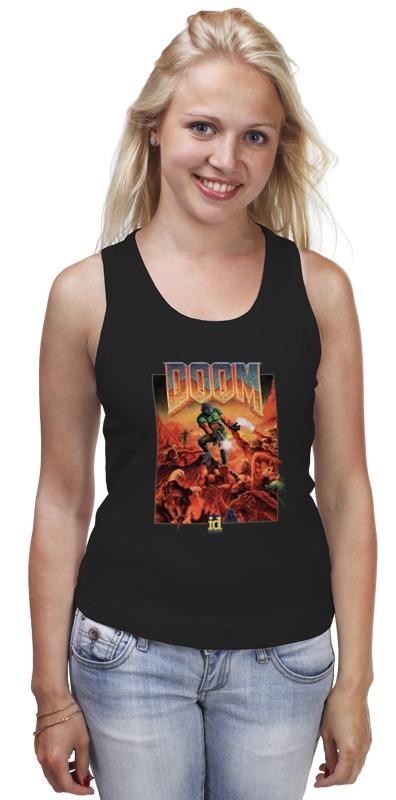 Майка классическая Printio Doom game футболка классическая printio doom game