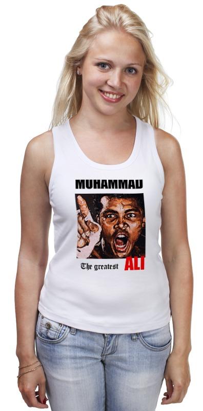 Printio Muhhamad ali the greatest футболка wearcraft premium slim fit printio muhhamad ali the greatest