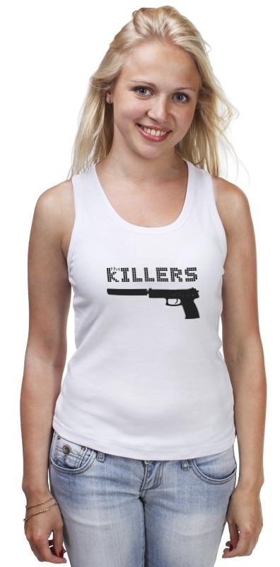 Фото - Майка классическая Printio The killers лонгслив printio the killers