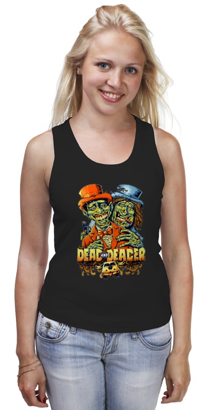 Printio Dead deacer футболка wearcraft premium printio dead deacer