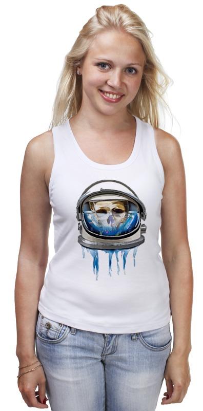 Майка классическая Printio Dead astronaut стоимость