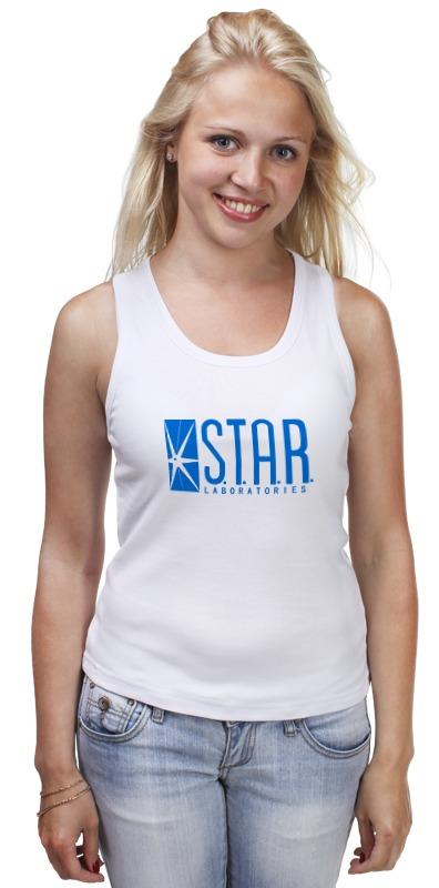 Майка классическая Printio Star laboratories майка print bar star lord