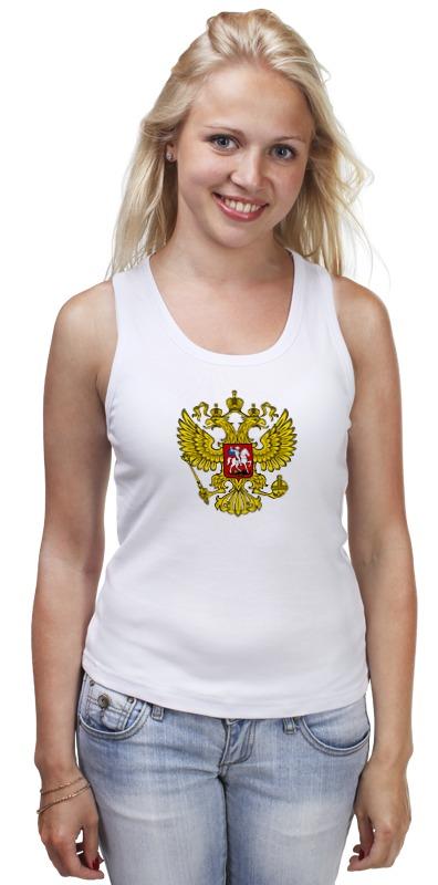 Майка классическая Printio Russian federation russian phrase book