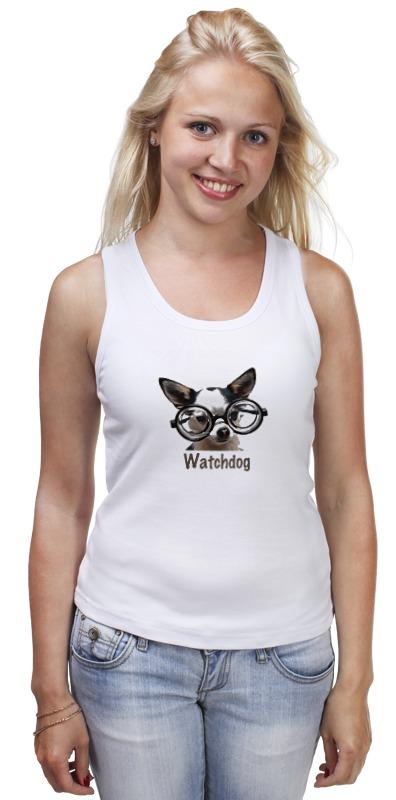 Майка классическая Printio Watchdog сторожевой таймер для майнинга open dev usb watchdog pro2 pbd10