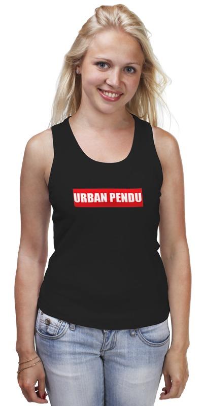 Майка классическая Printio Urban pendu