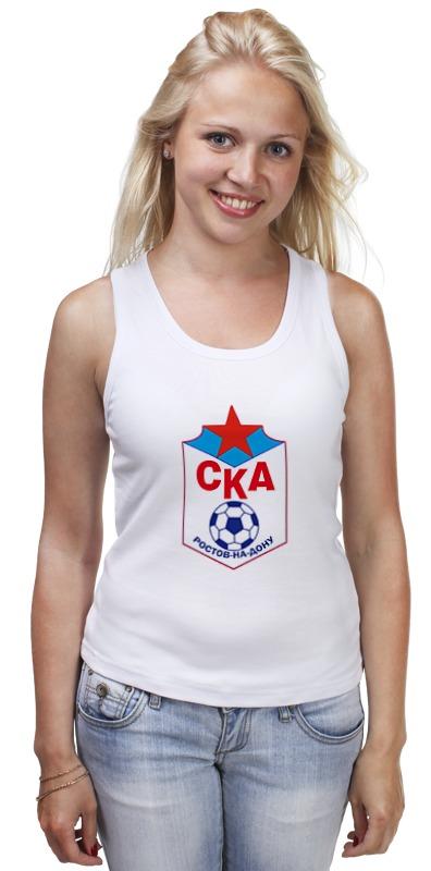 Майка классическая Printio Футбольный клуб ска (ростов-на-дону)