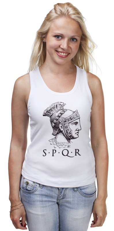Майка классическая Printio Sprq: legion детская футболка классическая унисекс printio sprq legion