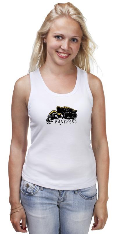 Майка классическая Printio Черная пантера сумка printio черная пантера