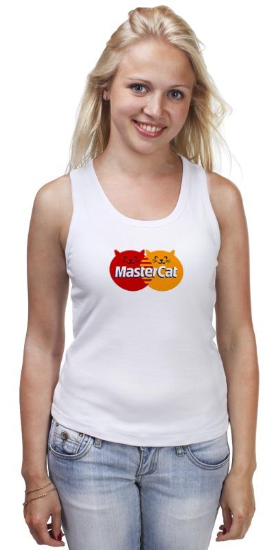 Майка классическая Printio Master cat майка print bar night cat