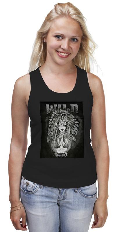 Майка классическая Printio wild by devildoll детская футболка классическая унисекс printio wild by devildoll