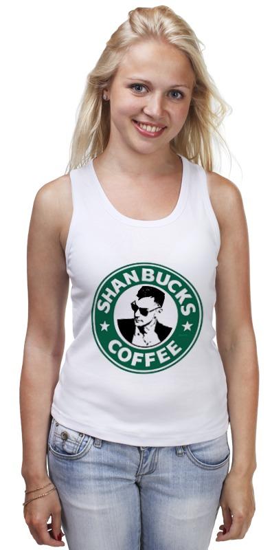 Майка классическая Printio Shanbucks coffee майка linse майка бельевая