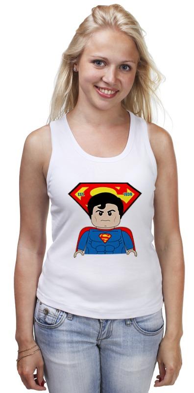Printio Лего супермен цена и фото
