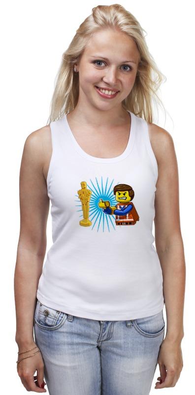 Майка классическая Printio Оскар лего футболка для беременных printio оскар лего