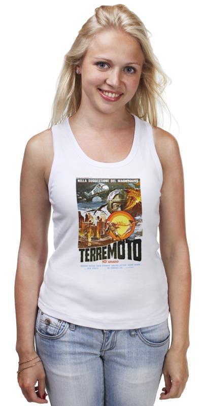 Майка классическая Printio Terremoto лонгслив printio terremoto