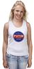 """Майка (Женская) """"Путина в президенты Америки (2016)"""" - usa, патриот, путин, президент, putin"""