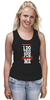 "Майка (Женская) ""ФитПит.рф - Спортивное питание"" - спорт, фитнес, спортзал, спортивное питание"