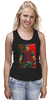"Майка (Женская) ""Expendables III Stallone colors"" - неудержимые, expendables, сильвестр сталлоне, stallone, kinoart"