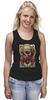 """Майка классическая """"Art Horror"""" - skull, череп, blood, evil, зло"""