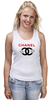 "Майка (Женская) ""Chanel"" - духи, бренд, fashion, коко шанель, brand, coco chanel, шанель, perfume, karl lagerfeld, карл лагерфельд"