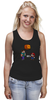 "Майка классическая ""Майнкрафт & Супер Марио"" - minecraft, майнкрафт, nintendo, видеоигры, super mario bros"