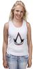 "Майка классическая ""Assassin's Creed"" - games, игры, assassins creed, компьютерные игры, pc, assassin's creed, video games"