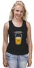 """Майка классическая """"Загрузка Пива на 69%"""" - пиво, стакан, loading, beer, 69"""