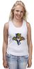 """Майка классическая """"Florida Panthers"""" - хоккей, nhl, флорида пантерз"""