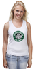 "Майка классическая ""Heisenberg Coffee (Breaking Bad)"" - кофе, во все тяжкие, старбакс, heisenberg coffee"