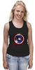"""Майка классическая """"Shield"""" - marvel, мстители, капитан америка, captain america"""