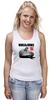 """Майка (Женская) """"World of Tanks """" - игры, игра, game, рисунок, логотип, world of tanks, танки, wot, tanks"""